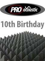 Pro Acoustic Treatment